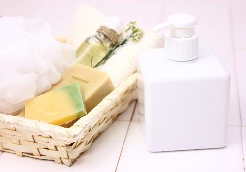 デリケートゾーン専用のソープ&石鹸を使う